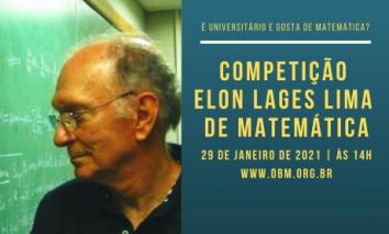 Competição Elon Lages Lima de Matemática